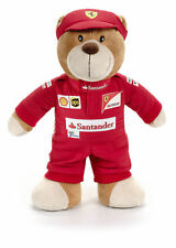 TEDDY Bear Kids Formula One 1 Ferrari F1 Team NEW Children TeddyBear Mascot Gift