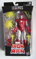 Marvel Legends IRON MAN SILVER CENTURION action figure (Walgreens Exclusive!)