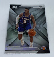 RJ Barrett 2019-20 Panini Chronicles XR Rookie RC #273 New York Knicks