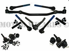 Front End Steering Rebuild Kit+BALL JOINTS w/Tie Rod Ends for GM A-Body 71-72