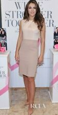 Designer REISS Rio shift dress size 12 --BRAND NEW-- chain detail