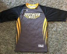 Team Issued Used Southern Miss Golden Eagles Football Jersey Tight Fit 2Xl