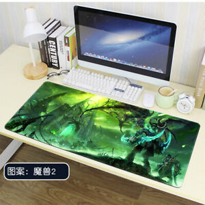 Keyboard Mat Gaming WOW2 Mouse Pad Cool And Fashionable World of Warcraft Large
