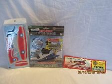 Origami Paper Planes & Two other Easy to Assemble Toy Planes Lot of Three