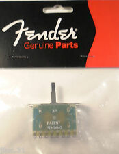 Switch FENDER TELECASTER 3 way- 0081152000 - SWITCH 3P pour guitare telecaster