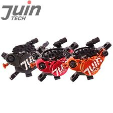 Juin Tech X1 Hydraulic Cable Line Pull Disc Brake Cyclocross Cx Road Mtb 320g