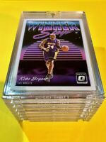 Kobe Bryant DONRUSS OPTIC WINNER STAYS SPECIAL INSERT LAKERS CARD #2 - Mint!