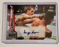 Sean O'Malley Suga Sugar 2020 Topps UFC Auto Autograph