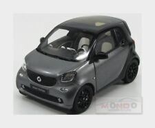 Smart Fortwo Coupe 2014 Titania Grey Met Black NOREV 1:18 B66960281