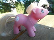 mon petit poney my little pony HASBRO G1 BABY TIDDLEY-WINKS 1985 VINTAGE