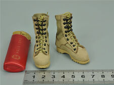 S 1/6 Scale Tactical Boots for Flagset FS 73004 Navy Seals Sniper