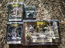 Legion of Everblight Battlegroup Extreme Carnivean Kallus Thagrosh Prophet lot
