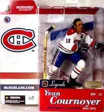McFarlane Sports NHL Hockey Legends Yvan Cournoyer Variant Action Figure New .