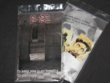 S-21 To Keep You Is No Benefit To Destroy You Is No Loss CS black leather jesus