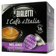16 Capsule in alluminio Bialetti Mokespresso MILANO - Mokona Tazzona