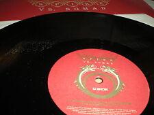"Spike vs Nomad I Wanna Give You Devotion DBL 12"" VINYL club anthem, house, maxx"