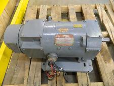 Rebuilt Ge 5cd153ua018b800 15hp 15 Hp Kinamatic Dc Motor 240v Volt 25003000rpm