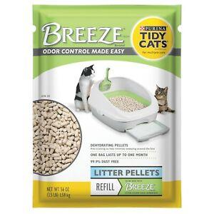 BREEZE Cat Refill Litter Pellets 14 lbs total
