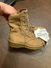 BRAND NEW Military Issue Army Combat Boot (Hot Weather) Size 6 R Tan Free Ship