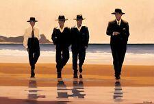 Jack Vettriano The Billy Boys-Art Print - 40x50cm