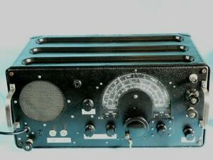 PCR Communication receiver