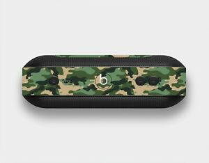 ARMY CAMO Skin for Beats by DRE Pill Plus Pill+ Speakers Wrap Decal Stickers +