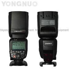 Yongnuo YN600EX-RT II Wireless Flash Speedlite TTL Master for Yongnuo YN-E3-RT