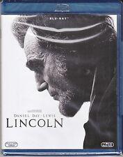 Blu-ray **LINCOLN** di Steven Spielberg nuovo 2013
