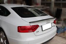 Carbon Spoiler Heckspoiler Heck Abrisskante passend für Audi A5 8T Sportback