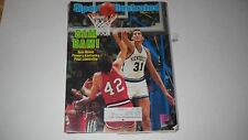 Sam Bowie & Kentucky -Sports Illustrated- 12/5/1983