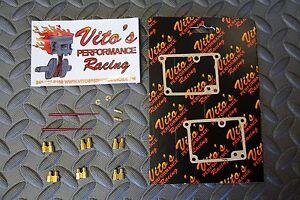 Vito's Yamaha Banshee FULL JET KIT - 12 main jets + 2 pilot + 2 needles MIKUNI