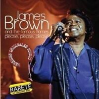 """JAMES BROWN """"AND THE FAMOUS FLAMES/PLEASE..."""" CD NEU"""