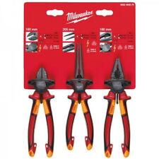 Milwaukee 4932464575 3 Piece VDE Pliers Set