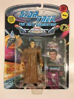 Captain Picard as a Romulan- Star Trek Next Generation- Playmates Toys 1994 NEW