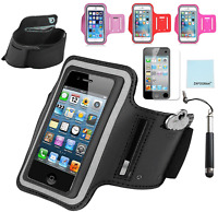 Armband gym Case 3 in 1 Case Cover For Apple iPod Touch 7th 6th & 5th Generation