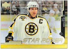 1999-00 UD Gold Reserve - RAY BOURQUE #156 SP