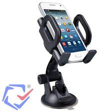 Soporte para móvil smartphone navegador GPS Coche Ventosa Parabrisas Salpicadero