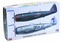 Hasegawa 1/72 Thunderbolt Mk.2 RAF Combo Model Kit NEW from Japan