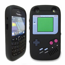 BLACKBERRY 9320 9220 GAMEBOY Funda de silicona