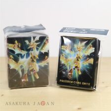 Pokemon Card Game Deck Case + Sleeve Forbidden Light 64 sleeves Ultra Necrozma