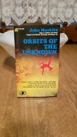 Orbits Of The Unknown By John Macklin Ace Paperback First Edition 1969