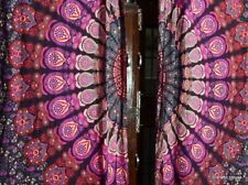 Indian Mandala Cotton Curtain Hippie Tapestry Door Cutains Decor Window Curtains