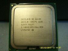 INTEL CORE 2 QUAD Q6600 4 CORES 2.4GHZ 8MB L2 1066MHz LGA 775/SOCKET T SL9UM