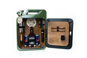 Die ultimative Männerhandtasche für Jäger - The JerryCan Bar // Geschenk Jagd