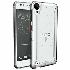 For HTC Desire 530 / 630 (2016) Case Drop Protection Clear Cover Clear