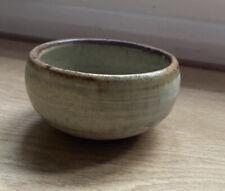 japanese matcha tea bowl mug stoneware ceramic d10cm green