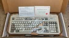 NIB Vintage ALPS MCL 101 Keyswitch AT PS/2 Audible Mechanical Keyboard AlpsTouch