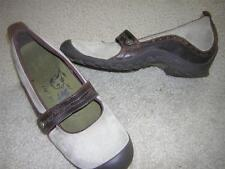 MERRELL Plaza Bandeau Mary Jane Shoes TAUPE Women's Sz 8.5