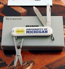 Michigan Wolverines Swiss Army Knife 1990s NEW OLD STOCK Jim Harbaugh New In Box