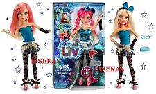 Liv Dolls Twist & Dance Sophie Doll 2 in 1 Spin Master NEW Sealed